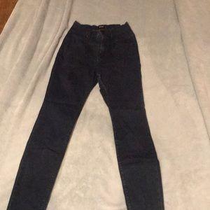 Bdg high rise blue jeans